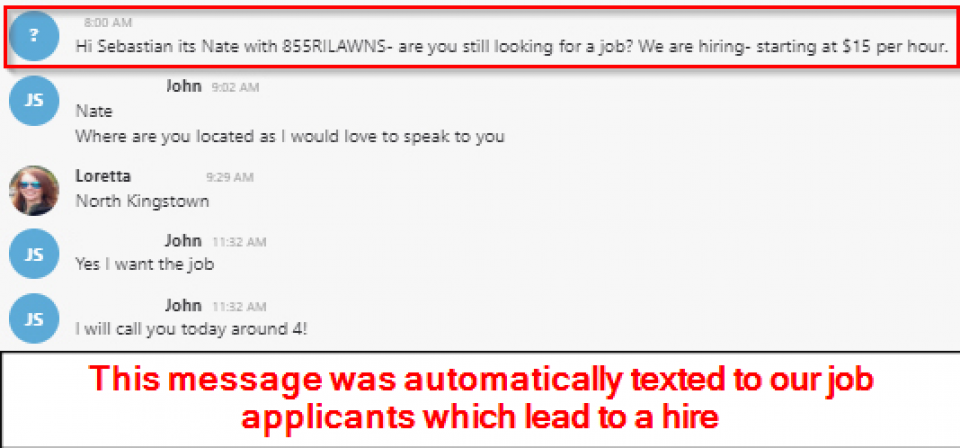 Recruiting Automation