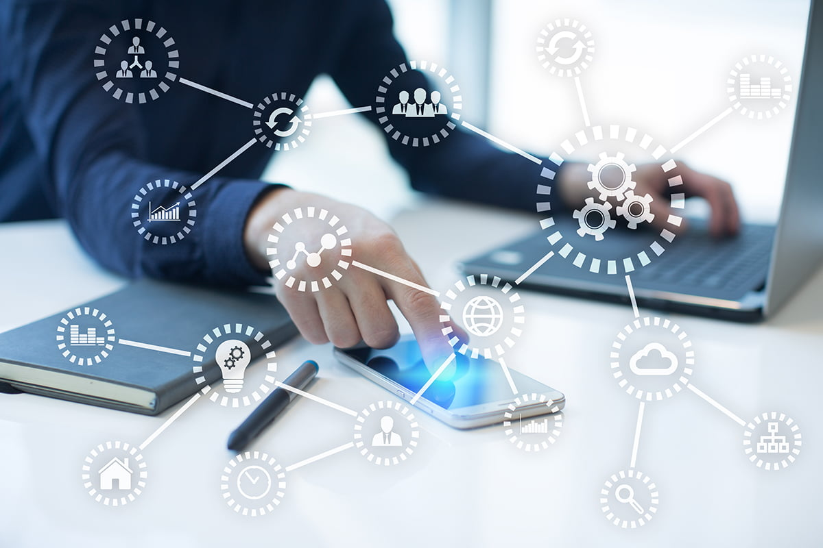 CRM and Other High-Tech Business Services